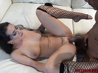 Goth Katrina Jade begs for BBC pounding to dishonor daddy blowjob hardcore top rated video