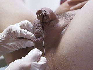 Cock sewing, CBT, double fisting, doctor nurse anal bdsm femdom video