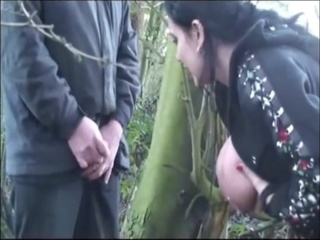 dogging in the trees public straight british video