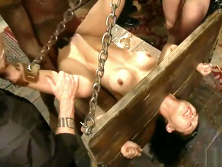 Tia go public anal asian bdsm video