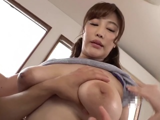 Hot jav idol having fun asian big tits cunnilingus video
