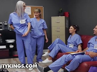 Big Naturals - JMac Skylar Vox - Registered Nurse Naturals blonde blowjob hardcore video