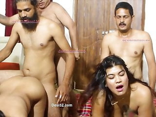 Bangla Boltikhahani close-up mature group sex video