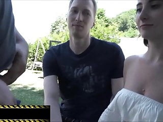 deutsche cuckold paar Outdoor Fun cuckold german hd videos video