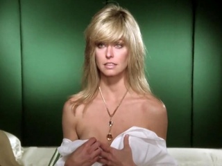Farrah Fawcett - 'Saturn 3' (1980) celebrity hd straight video