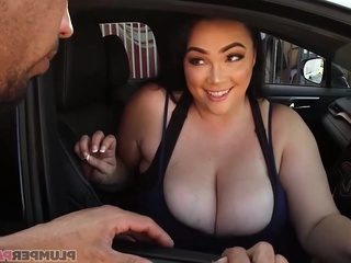 Charlotte Angel - License to Fuck bbw big ass big tits video