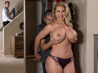 Ryan Conner & Xander Corvus in Sneaky Mom 3 - BRAZZERS big ass big tits blonde video