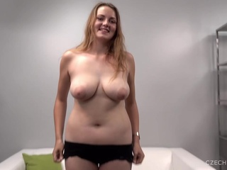 Tereza is in the mood for a casual fuck with a stranger, all night long big tits casting hd video