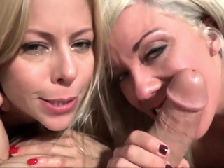 Family Therapy - Alex Has Two Mommies big tits blonde cunnilingus video