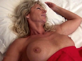 Wake up call 2 amateur anal cougar video