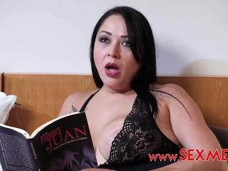Two beauty with one cock big tits brunette handjob video